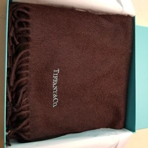 TIFFANY & Co. Cashmere Scarf
